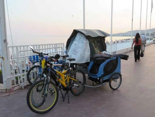 """Ciclo caravan"" di Anna Mori"