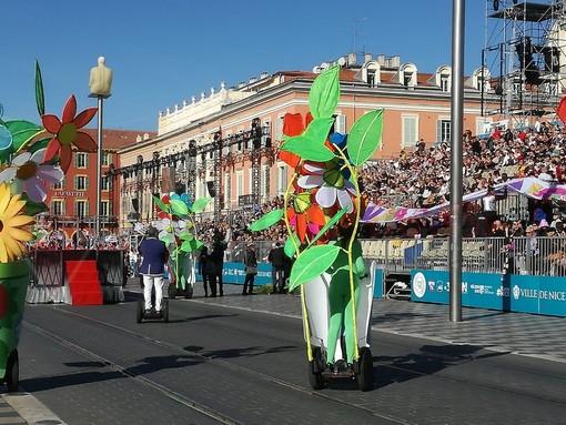 La Battaglia dei Fiori, prima sfilata edizione 2020