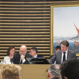 Consiglio Municipale di Nizza (immagine di archivio)