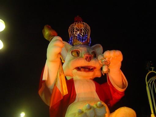 Cronaca e immagini dei carnevali di Nizza: riviviamo il …2008