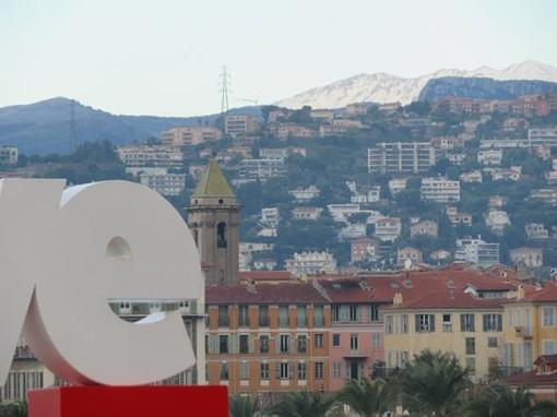 Nizza, montagne imbiancate il 15 novembre 2019