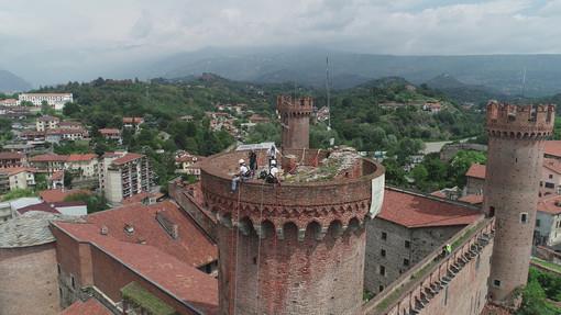 Formento Restauri di Finale Ligure scelta per il restauro del Castello di Ivrea