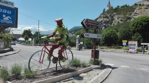 Il Col de la Bonette e Saint-Étienne-de-Tinée nelle foto di Patrizia gallo e Danilo Radaelli