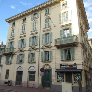 La casa ove nacque Jean Médecin