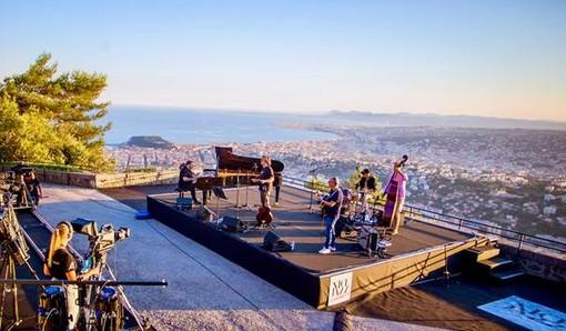 Concerto all'Osservatorio di Nizza