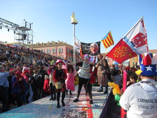 Carnevale di Nizza, edizione 2019