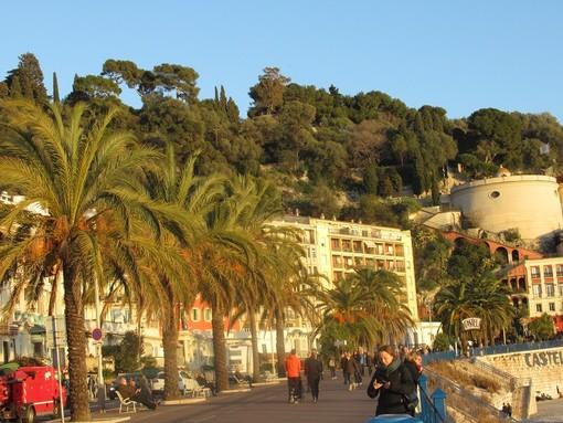 Colline du Château, Nizza