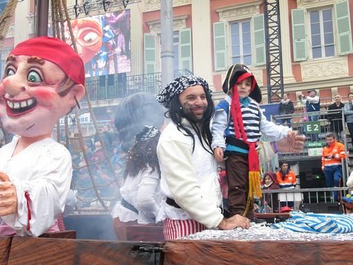 Carnevale di Nizza edizione 2018