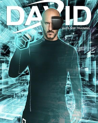 """Davide Nevrkla è il primo personal trainer ad aver ideato un workout con la realtà virtuale: """"DAVID FIT VR"""""""