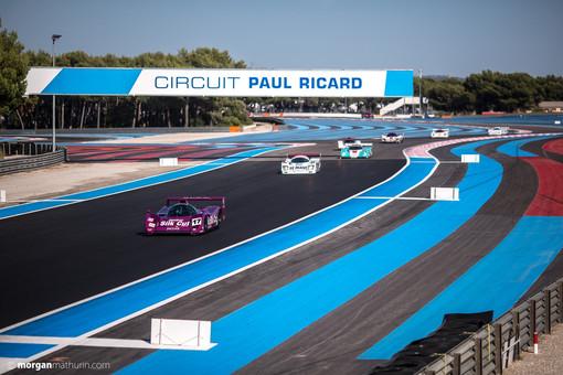 8 e 9 agosto: le auto storiche e vintage al Circuito Paul Ricard per un weekend dedicato agli appassionati