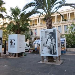 """Da Bébel a Bébert…"", Place Gautier, Vieux Nice"