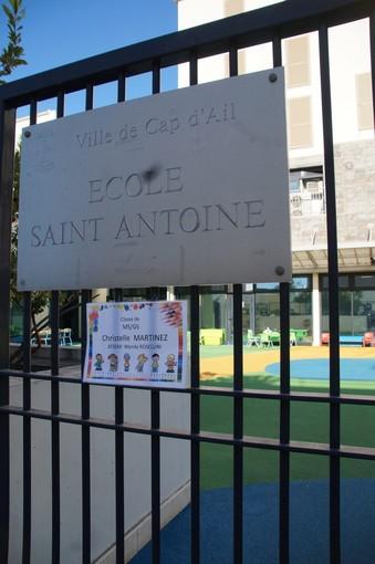 La scuola Saint-Antoine a Cap d'Ail