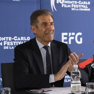 Iori casa d'aste protagonista al Monte-Carlo Film Festival di Ezio Greggio