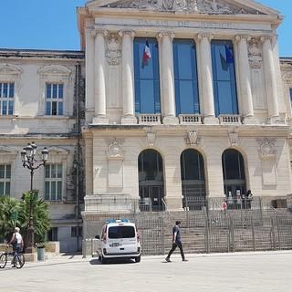 Nizza, il Palazzo di Giustizia (foto di  Ghjuvan Pasquale)