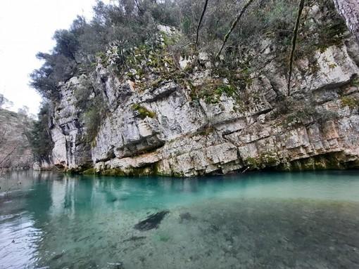 Il fiume Loup, fotografie di Danilo Radaelli