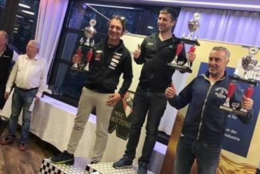 Esordio nel Campionato Europeo per Francesco Curinga