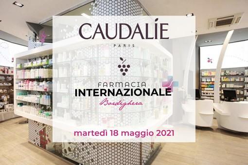 Continua la collaborazione tra la Farmacia Internazionale di Bordighera e la nota casa di cosmetici Caudalie