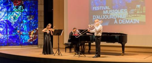 """""""Festival  musiques d'aujourd'hui à demain"""""""