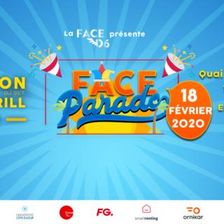 Face Parade, il Carnevale degli studenti
