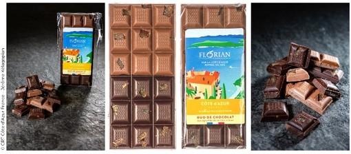 """La Confiserie Florian compie 100 anni e lancia la nuova tavoletta """"Duo de chocolat aux citrus de la Côte d'Azur"""""""