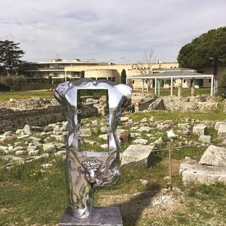 """Sosno squatte l´Antique"",  Museo Archeologico di Nizza / Cimiez"