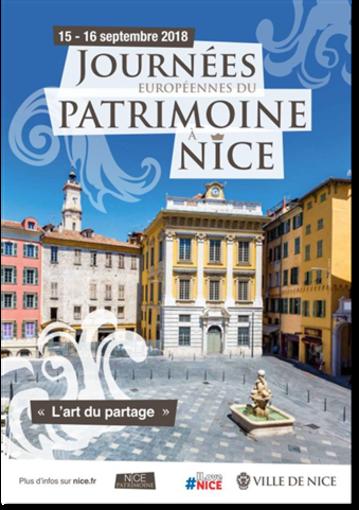 Journees Europennes du Patrimoine: tante visite guidate alla scoperta di Nizza