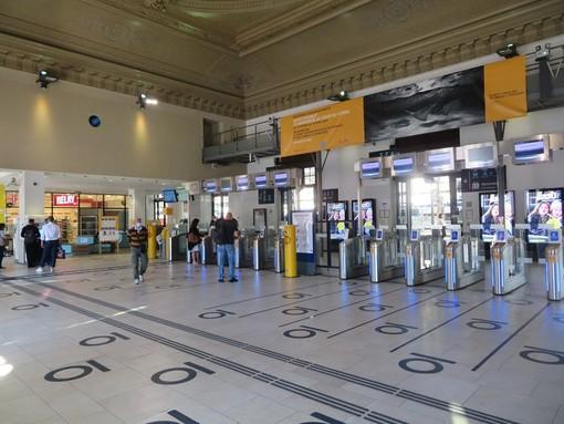 La stazione ferroviaria di Nice Thiers