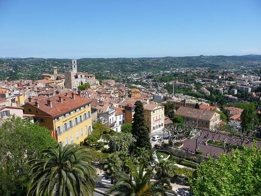 Grasse, panorama