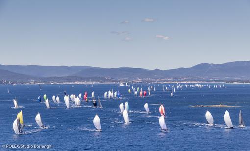Rolex Giraglia: nuovo programma per la 68^ edizione della regata d'altura con Cannes e Saint Tropez