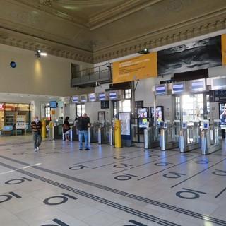 La gare de Thiers a Nizza