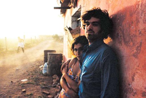 Gadjo Dilo, una scena