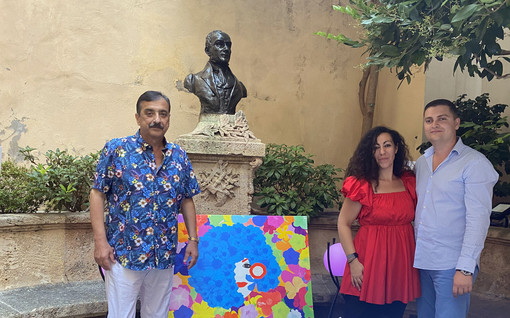 L'arte digitale di Houda Bakkali arriva a Monaco