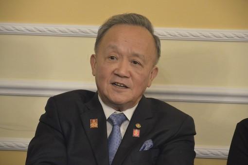 Il Rotary Genova compie 95 anni alla presenza del Presidente Gary Huang. Sono 41 i club che comprendono le province liguri e tre piemontesi