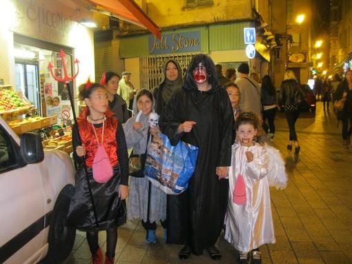 Halloween nel Vieux Nice