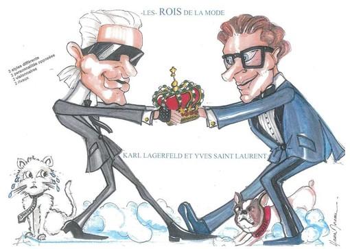 """Hervé Moreau, """"Les Rois de la Mode"""""""