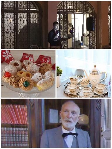"Nobel Week Sanremo 2019: domenica 8 dicembre alle ore 15 a Villa Nobel si terrà ""Un thé con Nobel- Alfred ed i misteri della Villa"""