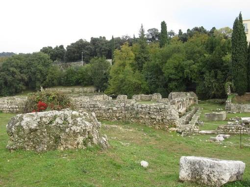 Musée d'archeologie de Nice, site de Cimiez