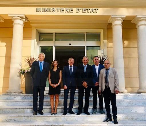 Montecarlo: ieri importante incontro tra i 'Frontalieri Autonomi Intemeli' ed il Governo del Principato