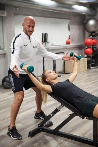 Davide Nevrkla il PT esperto di Fitness 2.0 consiglia agli italiani come allenarsi su 'For Men'