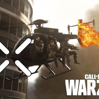 Elicotteri esplosivi per far fuori i nostri nemici in Warzone