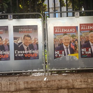 Tabelloni elettorali