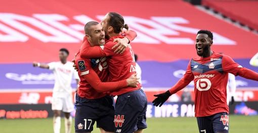 Lille, copolista di Ligue 1