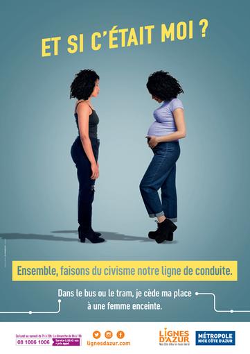 """Ligne d'Azur lancia una campagna : """"Et si c'était moi?"""" (Foto)"""