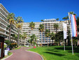 Il Grand Hotel di Cannes