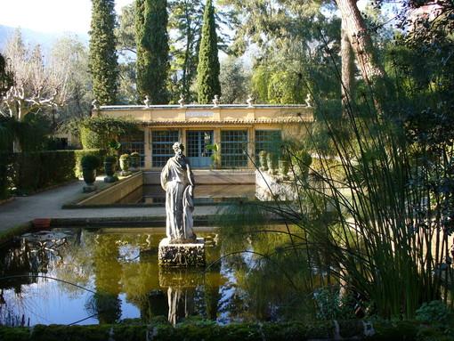 Le Jardin Serre de la Madone, Menton