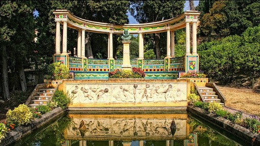 Jardin Fontana Rosa Menton (sito Menton.fr)