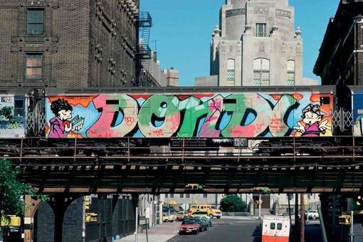 Le graffiti writing et le street-art