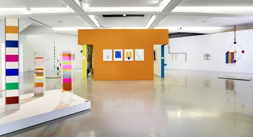 Vue de la salle Albert Chubac, Sans Titre, s.d., donation de l'artiste en 2004, Collection MAMAC, © Adagp, Paris, 2020