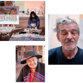 """Visages du Vieux-Nice"", una mostra alla Galerie 10 Jean Jaurès di Nizza"