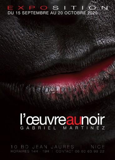 L'œuvre au noir di Gabriel Martinez